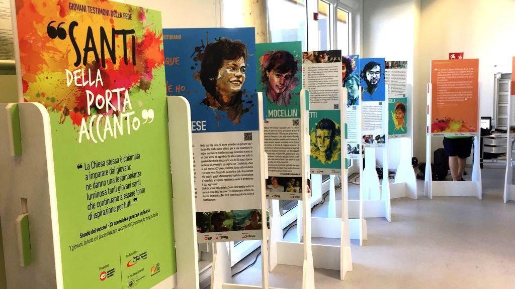 Ufficio Nazionale Per Le Comunicazioni Sociali : Storie di santità giovane in mostra u ufficio per le comunicazioni